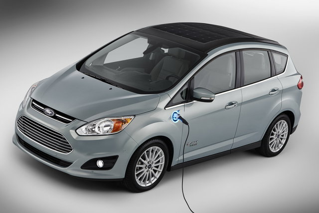 The C-MAX Solar Energi Concept is a first-of-its-kind sun-powered vehicle with the potential to deliver the best of what a plug-in hybrid offers – without depending on the electric grid for fuel.